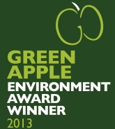 Green Apple Environment Award Winner 2013